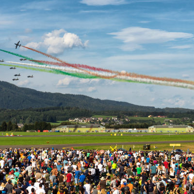 Airpower 2016 - the biggest Austria air show held in Zeltweg Austria. 240 aircrafts from 20 countries, 300.000 visitors in 2 days.