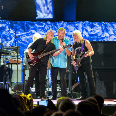 Deep Purple The long goobye tour - Deep Purple performing live in Arena Zagreb, Zagreb, Croatia, 15 May 2017